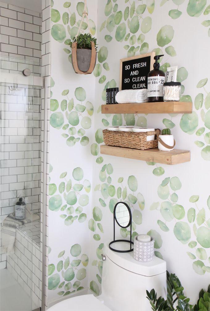 Best 25+ Small bathroom makeovers ideas on Pinterest   Small bathroom, Small bathrooms and Diy ...