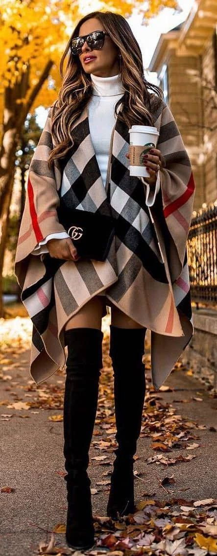 45 schöne Winter-Outfits, jetzt zu besitzen 1/52 #Winter #Outfits # 2019