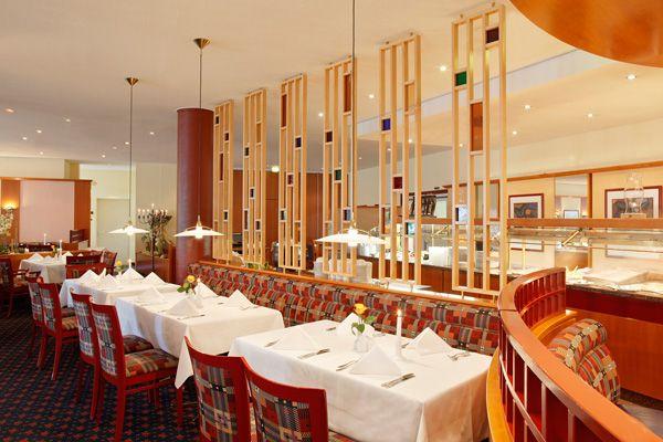 Restaurant   H4 Hotel Leipzig