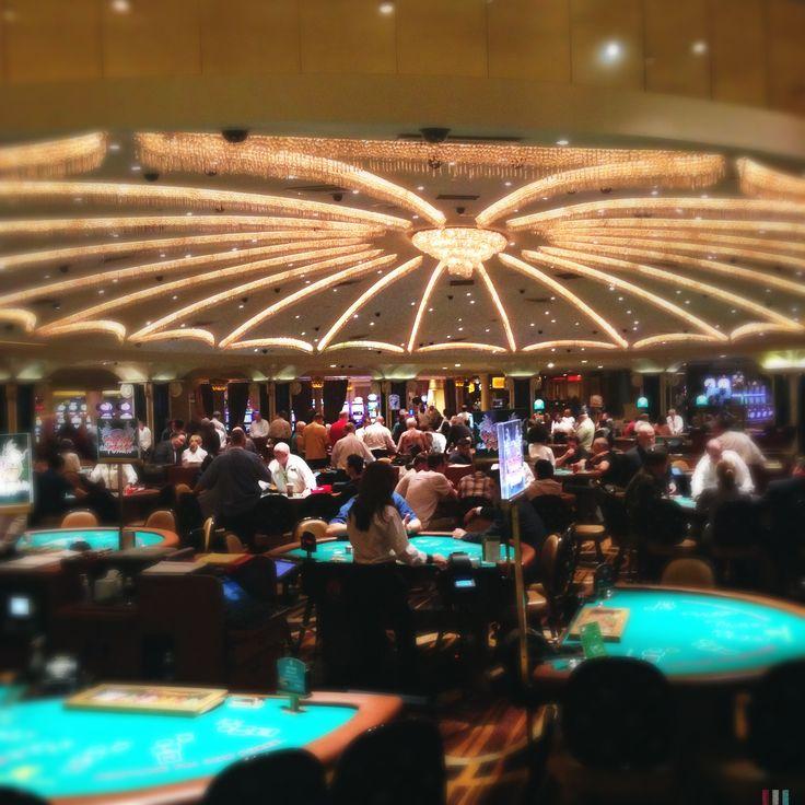 Inside Caesars palace, Las Vegas