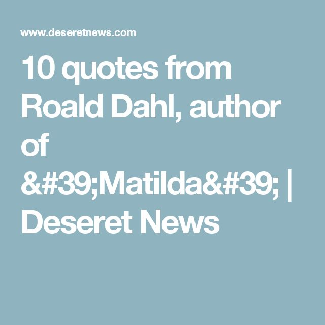 Factory Girl Quotes: 1000+ Matilda Quotes On Pinterest