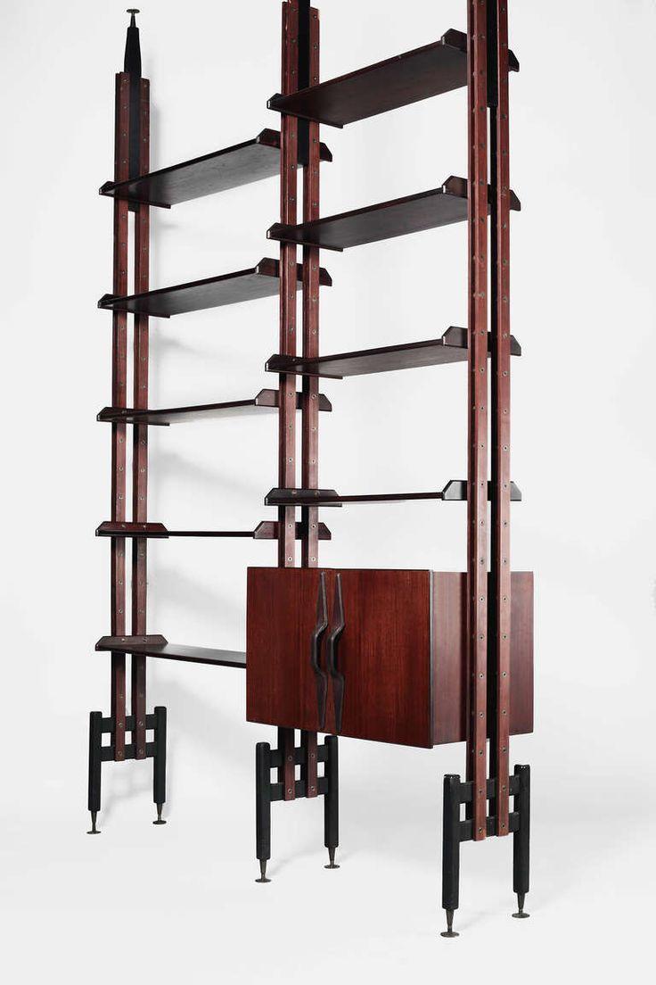 Franco Albini; Storage Unit, c1958.