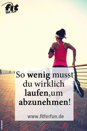 Lauf dich schlank: abnehmen garantiert! – Corinna Mehlhorn