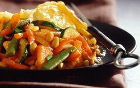 Baked Vegetable Casserole