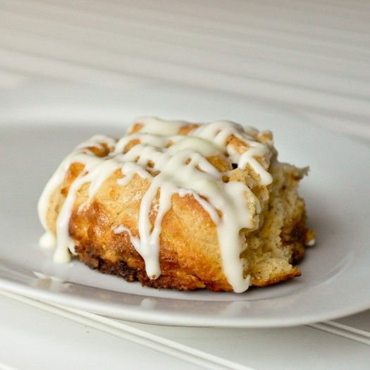 Biscuit Cinnamon Rolls-these are the best! I made them and my family ...