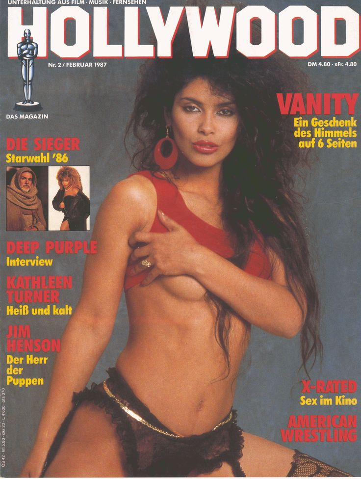 Vanity (Denise Matthews) - Hollywood (D)