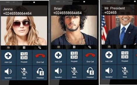 Top 6 Funny Prank Call Apps for Android Smartphone Available Online. You can easily get these app from Google play store and enjoy to make a Prank call free