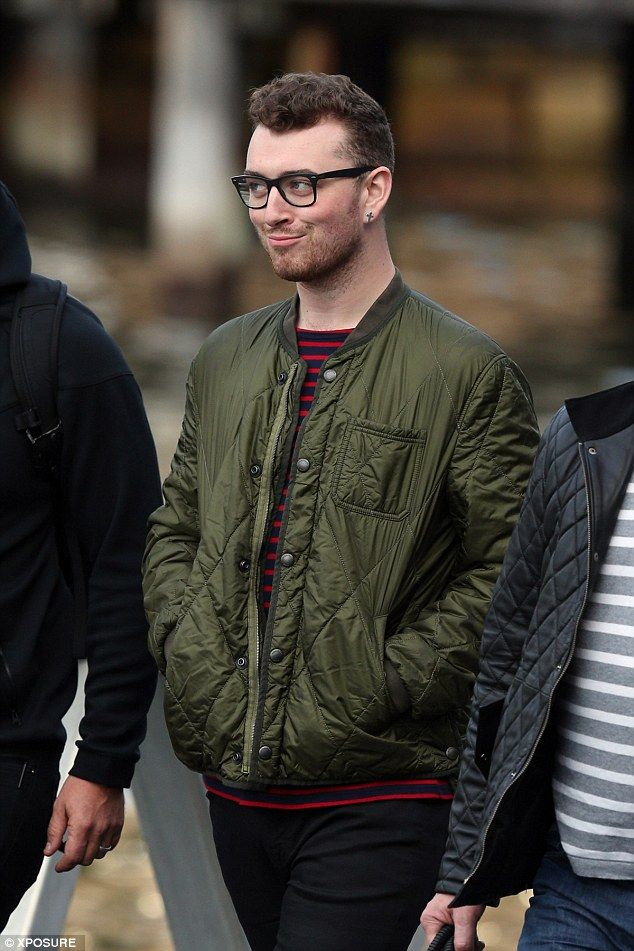 Sam Smith in Australia