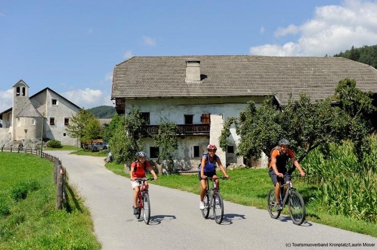 In bici in Alto Adige | Biking in South Tyrol