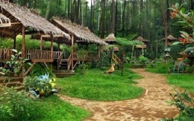 Tempat Wisata Cikole Lembang Tujuan Liburan Favorit Di