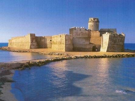 Crotone - Isola Capo Rizzuto - Le Castella