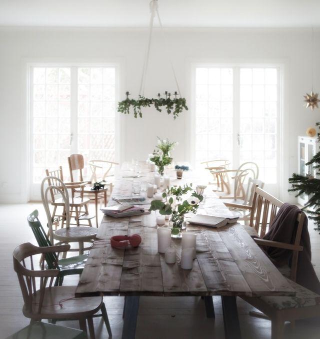 DIY table for many from Mokkasin