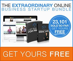 The extraordinary online business startup bundle. Start living the life you always wanted Now. Visit my page and find out how you can learn a new skill of making consistent income online and create more options in your life. For more information Go to david-ryska.com
