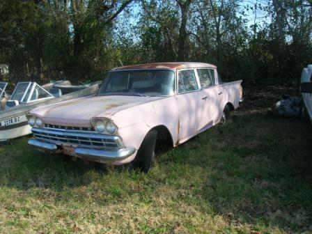 1960 Rambler 4 door: 1960 Rambler, Parade Lap, American Motors