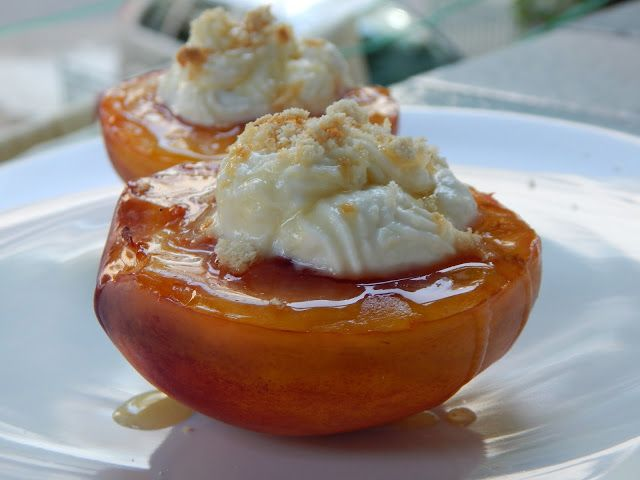 Gâză's Kitchen: Nectarina de revenire