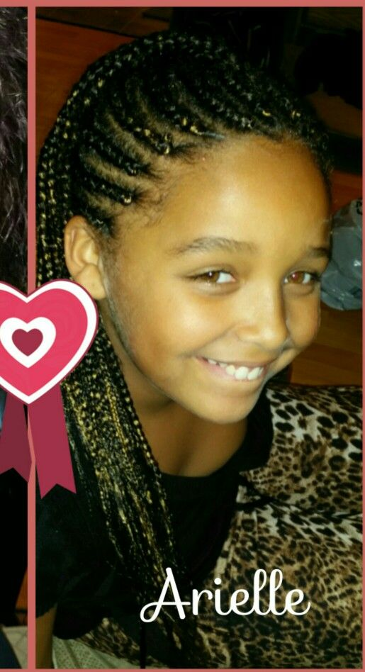 231 Best Images About Cornrow Styles For Little Girls On