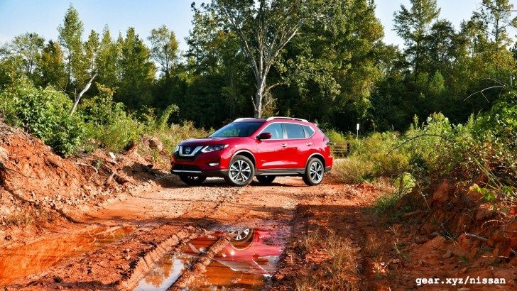 2017 Nissan Rogue Hybrid First Drive Ecocredibility for
