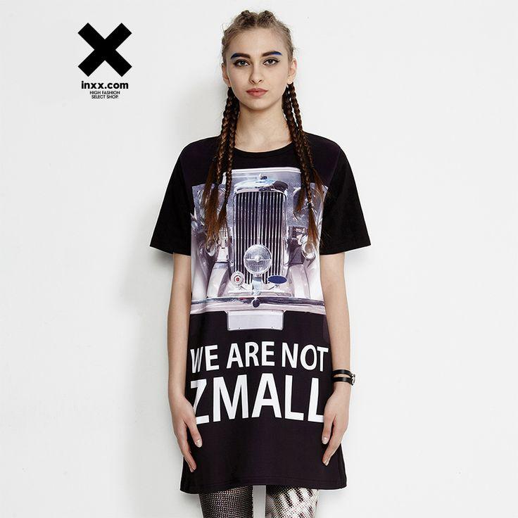 [INXX] ZIZTAR nou lung T-shirt rochie ZT52016721