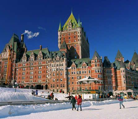 Febbraio 2014: Carnevale e molto altro. Québec City, sarà ancora un lungo inverno? © Fotografia di Marco Taliani