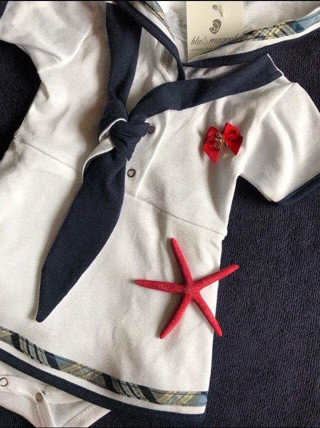 #bodyneonato #baby #cerimonia #stilemarina #filodiscozia #burberry #bimbifashion #estate #summer #mare