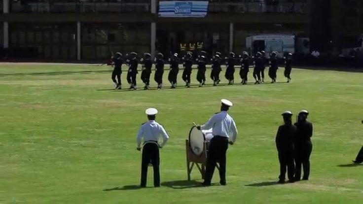 Navy Festival 2016 -  Retreat Ceremony (SANDF)  The Retreat Ceremony concluded the South African Navy Festival for 2016. source                    sadf, south african air force, south african defence force, south african marines, south african navy, south african reeces http://militaryveteransworldwide.com/military-history/navy-festival-2016-retreat-ceremony-sandf/