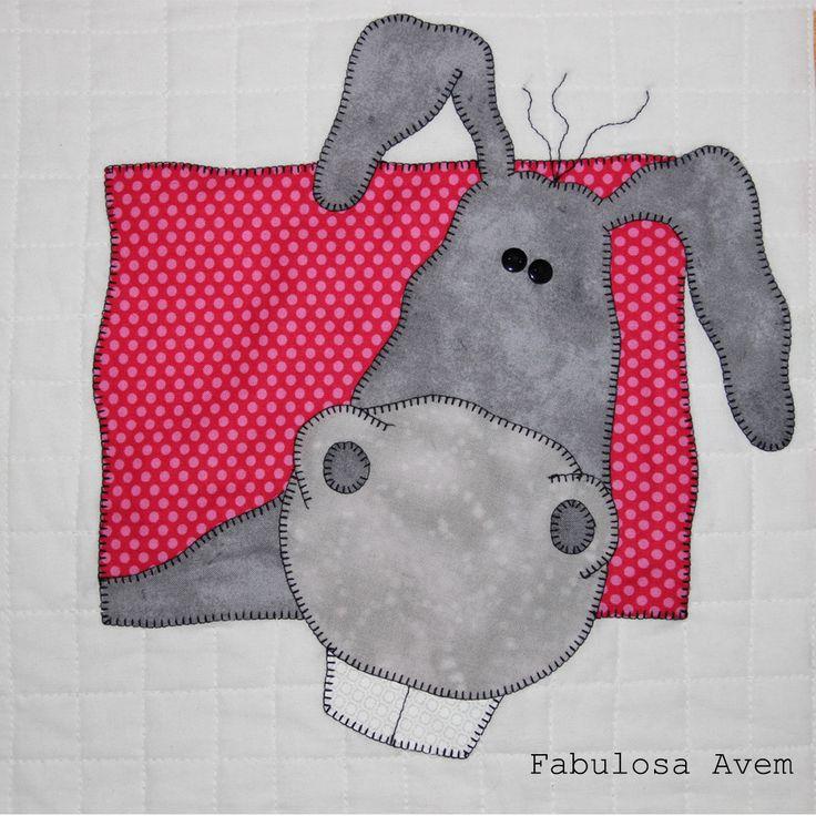 Fabulosa Avem: одеяло