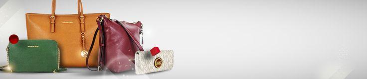 Michael Kors Inspired MK Logo 2 Row Bracelet Gold / Pink