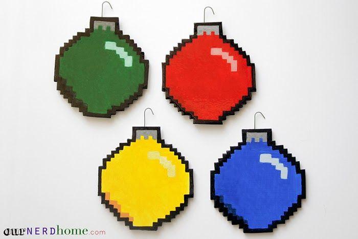 DIY - Manualidades de Navidad
