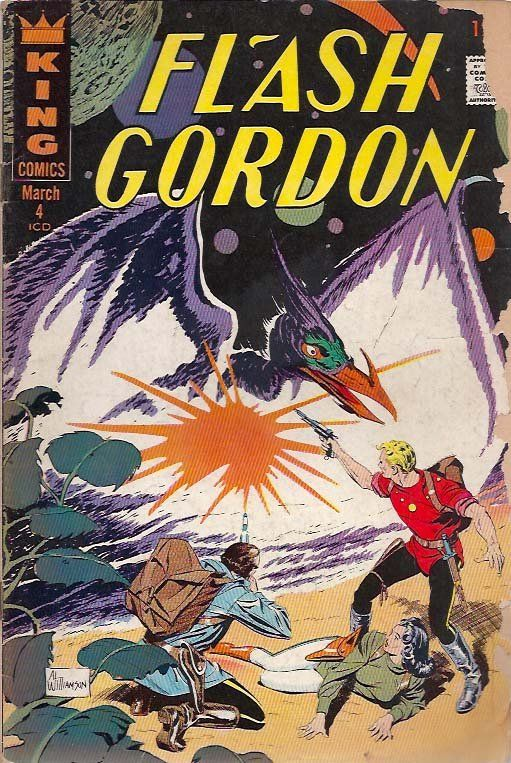 Flash Gordon 4    Boeken / Comics, Comics, Flash Gordon, DC Comics www.detoyboys.nl