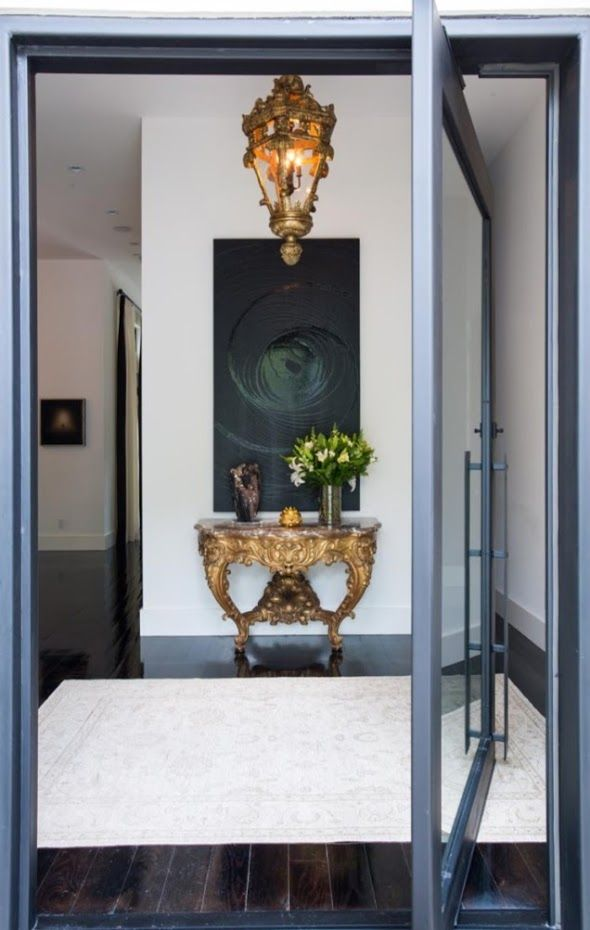 Foyer Table Houston : Best ideas about consoles on pinterest entrance hall