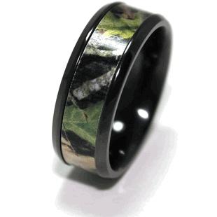 Wedding rings for beautiful women Mossy oak wedding rings