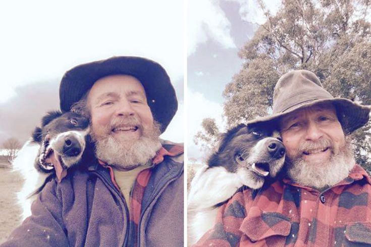 Daughter Teaches Father How To Selfie & His Pictures Are The Best Ever!