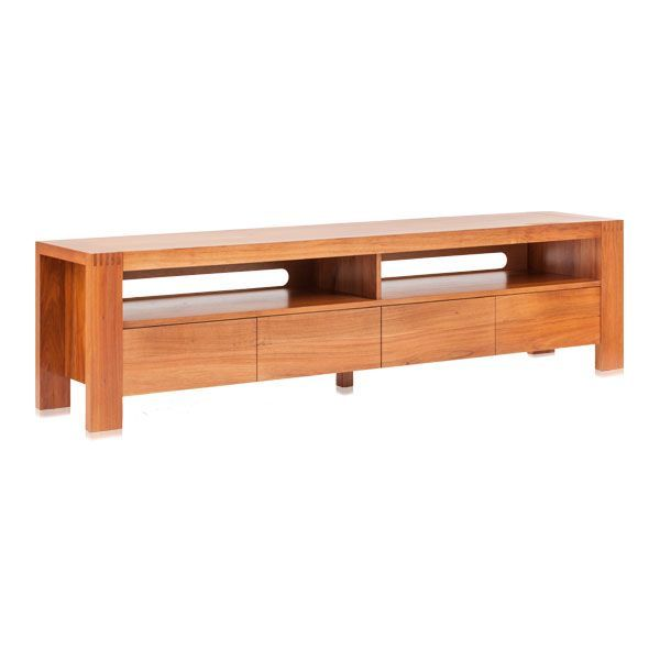 AVOCA AV CABINET    Beautifully crafted featuring exposed finger joints, the Avoca AV is smart and functional with ample component and drawer storage.  Australian made with a Lifetime Guarantee