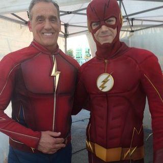 [Fan Art] Future Flash and Jay Garrick : FlashTV