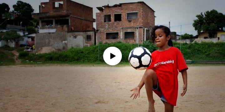 ActionAid e Coni sono attivi nelle favelas di Rocinha e Cidade de Deus al fianco della comunità, con attività sportive, formative ed educative gratuite, perché le Olimpiadi di Rio, per l'Italia e il Brasile, siano davvero partecipazione e inclusione.