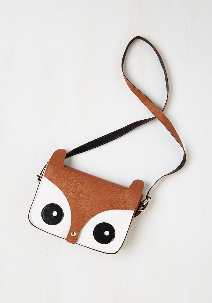 Critter Me Timbers Bag in Fox