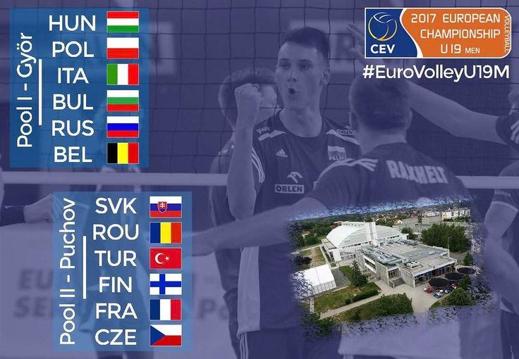 #EuroVolleyU19M Primele reactii: Ovidiu Darlaczi (capitan Romania U19): desi teoretic grupa noastra pare mai usoara la acest nivel cu siguranta fiecare echipa este valoroasa! Vom vedea la momentul respectiv care echipa va fi in forma mai buna.  #HaiRomania #volleyball #volei #frvolei