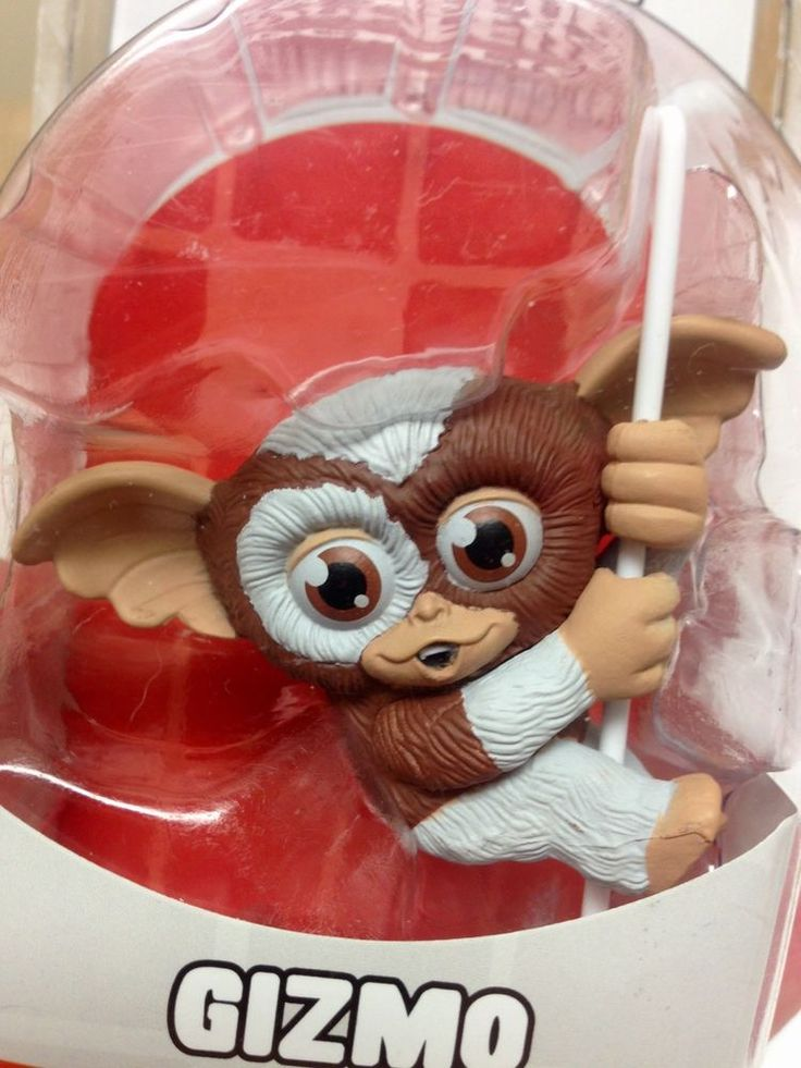 "NECA Scalers Gremlins GIZMO 2"" Mini Figure New In Package #NECA"