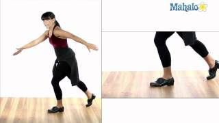 How to Tap Dance: Trenches - YouTube