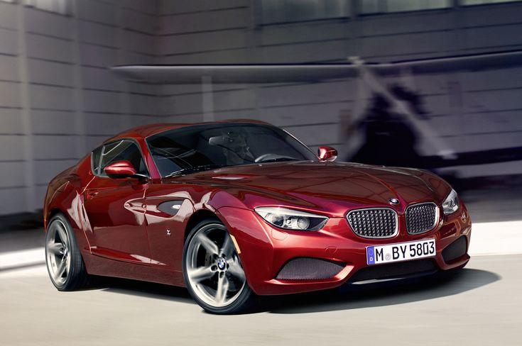 La BMW Z4 Zagato