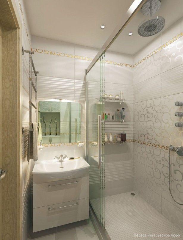 Small Bathroom Designs Modern Luxury Narrow