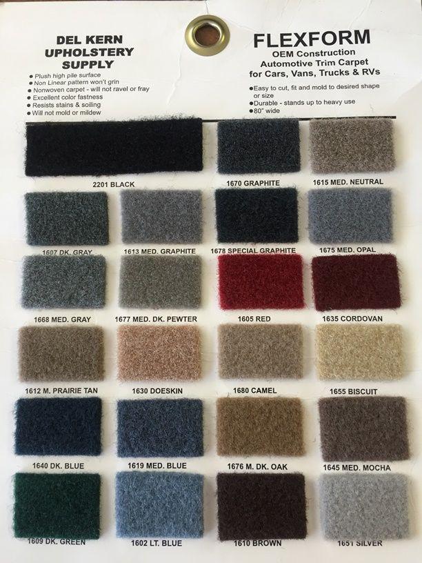 Speaker Box Carpets & Trunk Liners Black