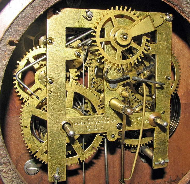 Old Clock Gears : Best images about gears on pinterest clock work
