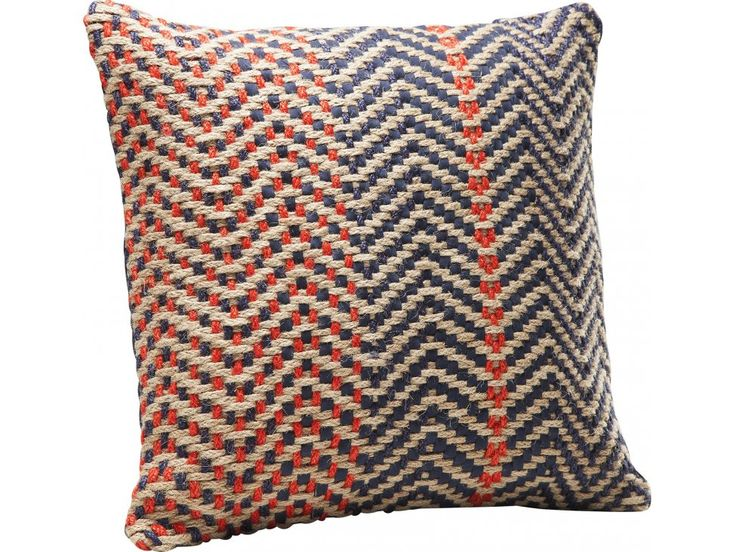 Poduszka El Zigzag — Poduszki dekoracyjne — KARE® Design