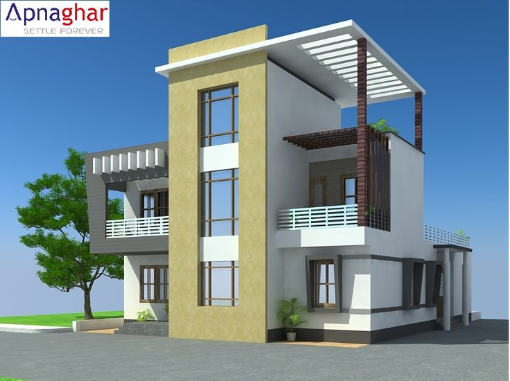 3D Contemporary Houses Revit Model | REVIT RESIDENTIAL | Pinterest | 3d,  Contemporary And House