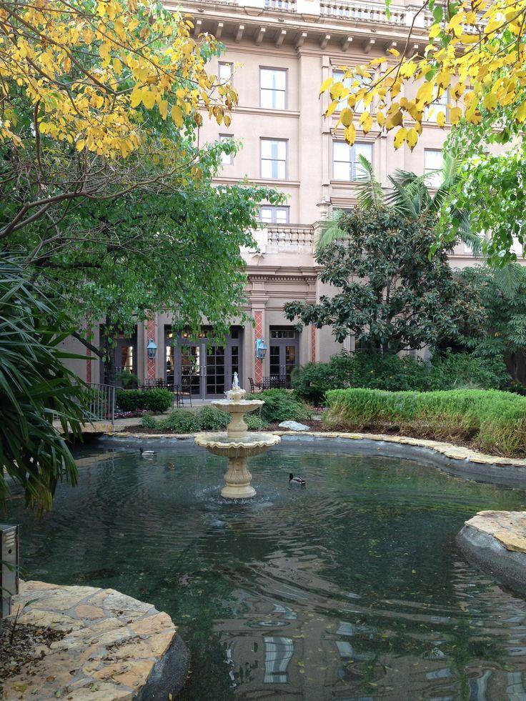 Jardín romántico
