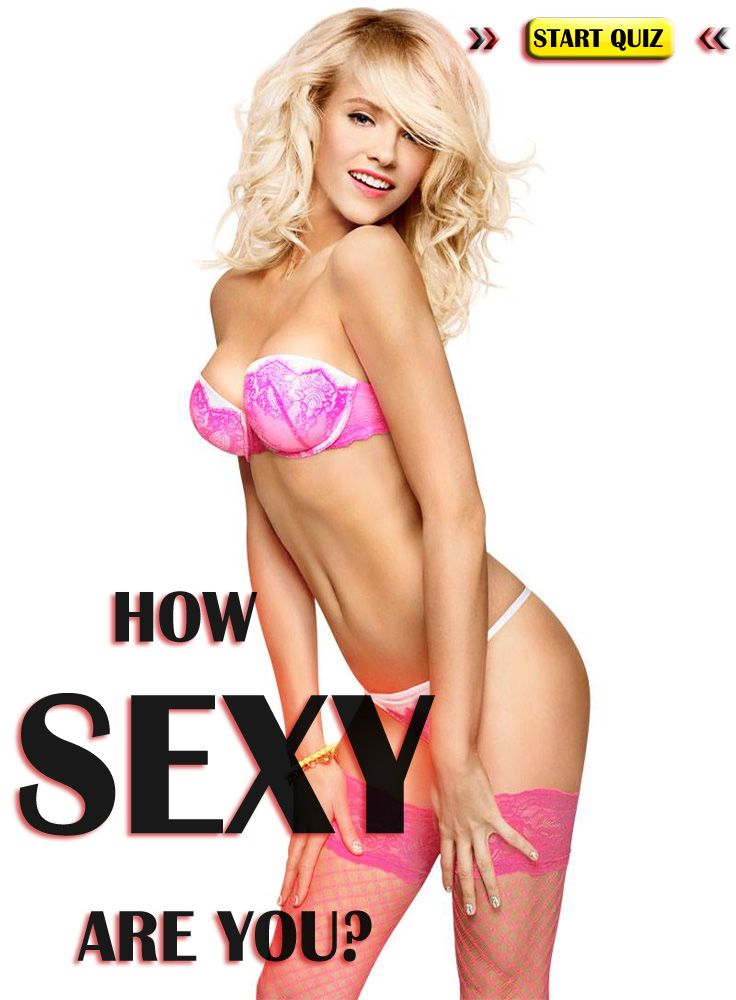 How sexy are you quiz foto 621