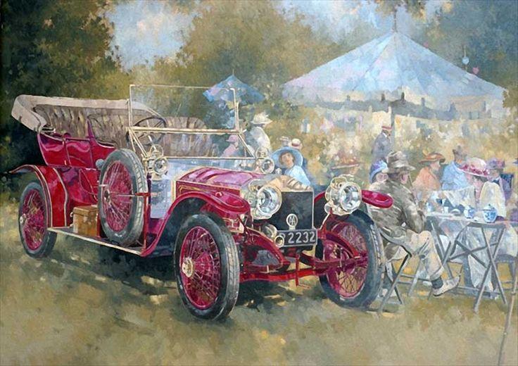 Vintage arabalar. LiveInternet tartışması - Rus Service Çevrimiçi günlüğü