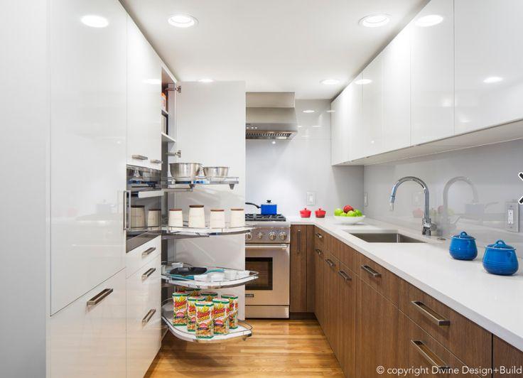 Erfreut Küchenschublade Speicher Ideen Zeitgenössisch ...