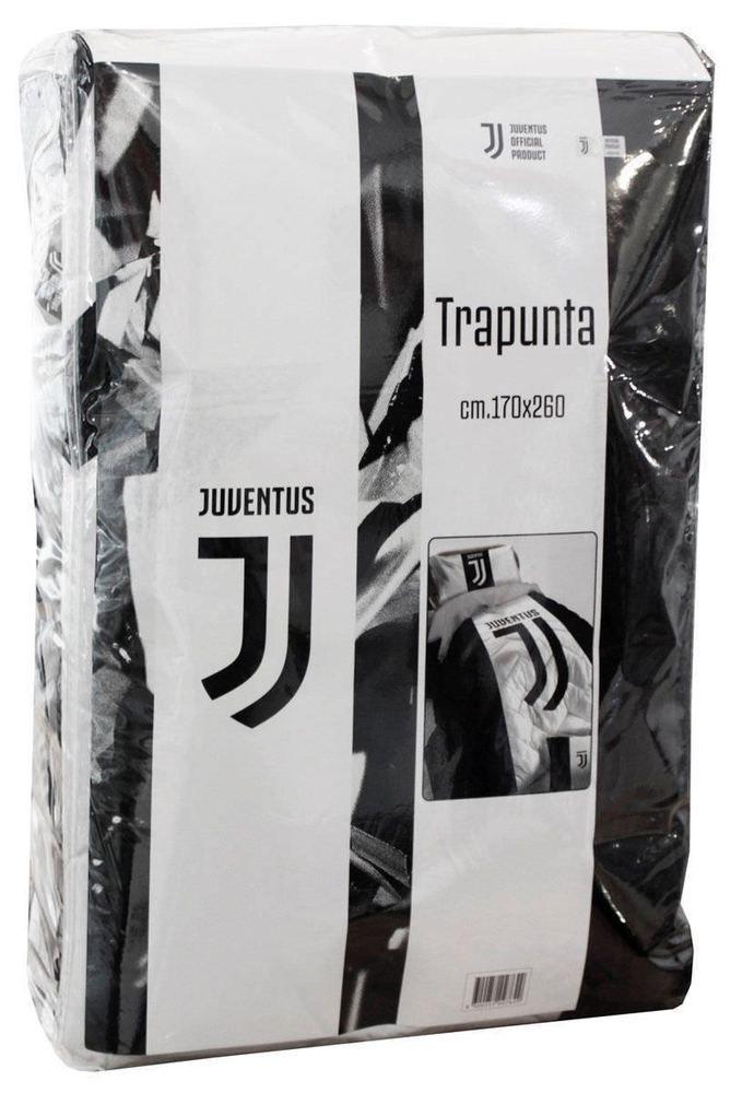 Piumone Juventus Matrimoniale.Copriletto Trapuntato Trapuntino Singolo F C Juventus Primaverile